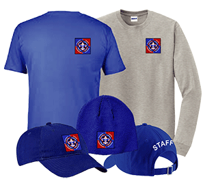 T-shirt and Caps